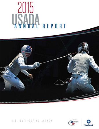 Annual Report Cover- 2015