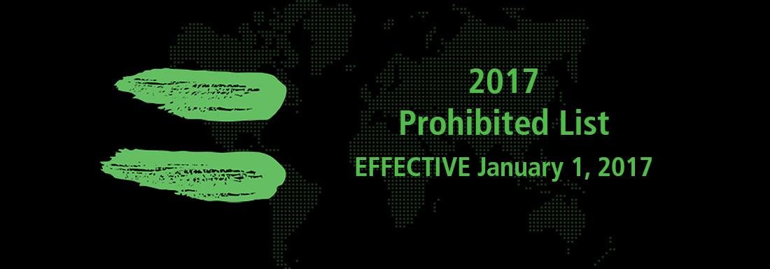 2017-prohibited-list-header