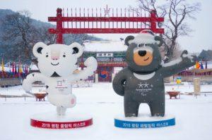 PyeongChang games mascots