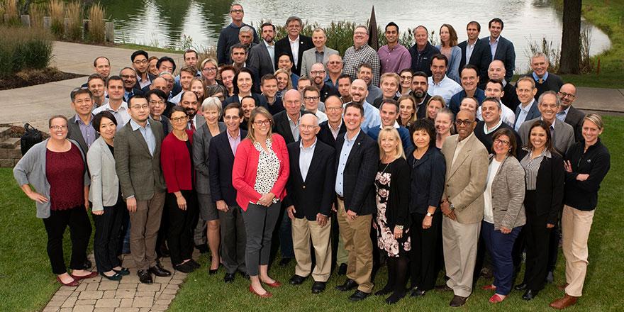 2018 Science Symposium group photo