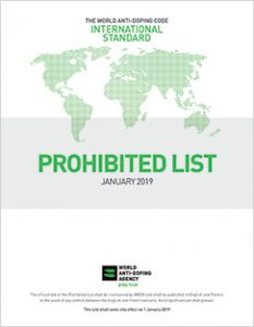 2019-prohibited-list