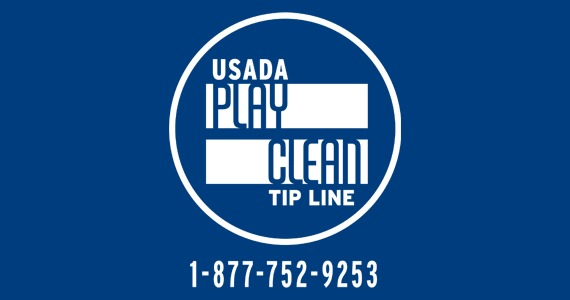 White play clean logo with phone number 1-877-752-9253 on blue background.