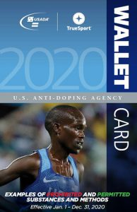 cover image of the 2020 Wallet Card