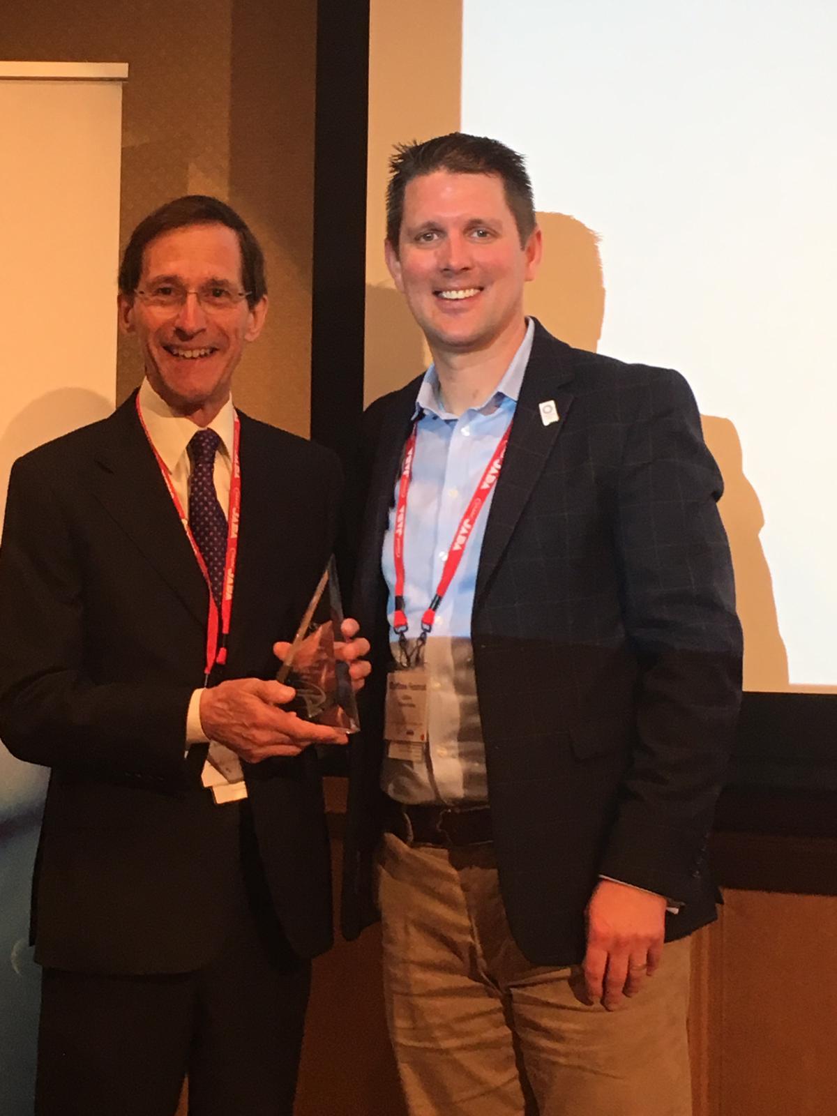 Cowan 2019 Award Winner