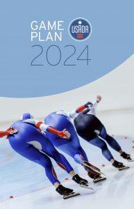 Cover image of USADA's Game Plan 2024.