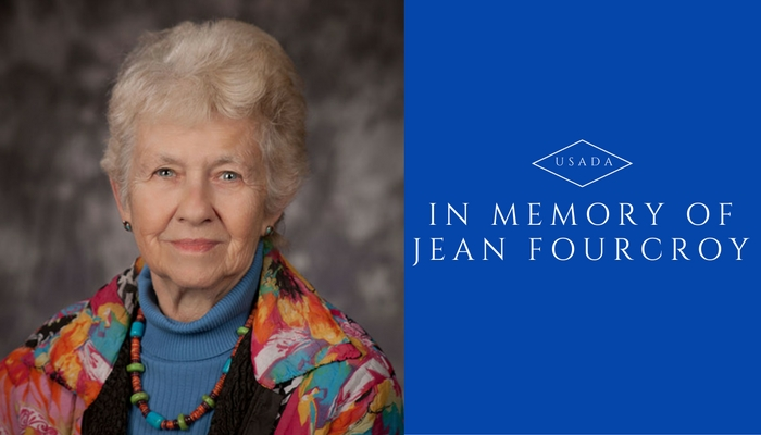 In memory of Jean Fourcroy