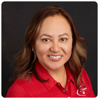 Lorena Martinez DCO headshot