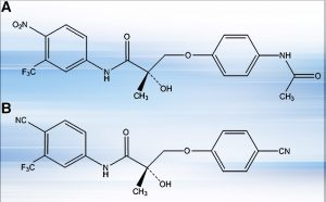 SARMS chemical structures