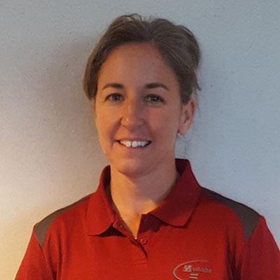 Sarah Gibson DCO Headshot