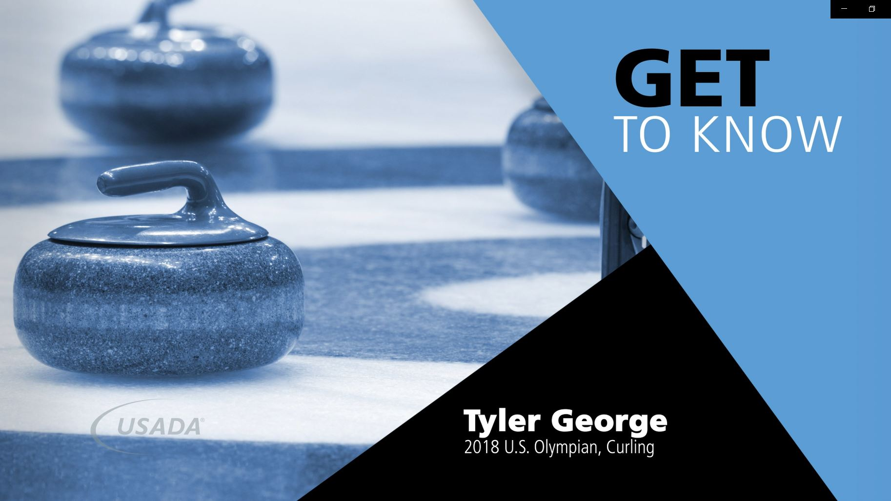 Get to Know Tyler George 2018 U.S. Olympian, Curling