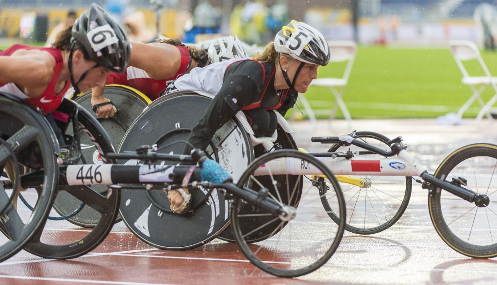 boosting paralympic