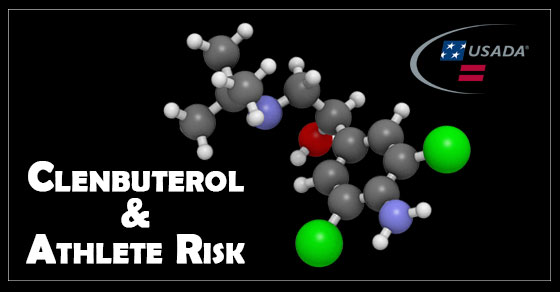 clenbuterol doping and-athlete-risk