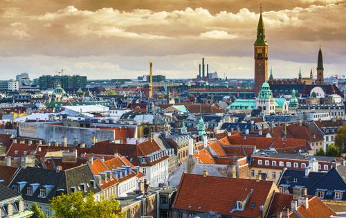 Copenhagen denmark city