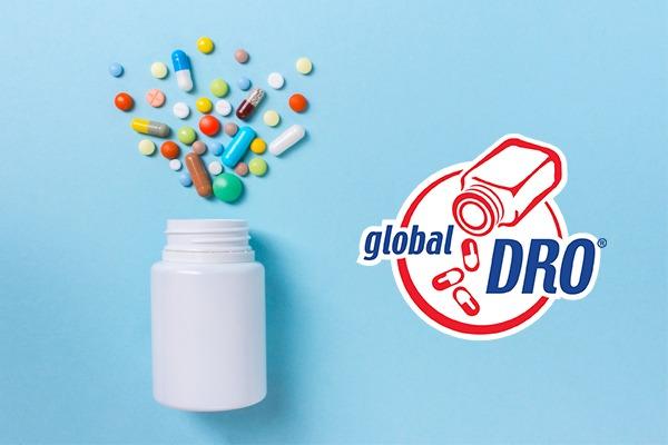 Global DRO logo announcement
