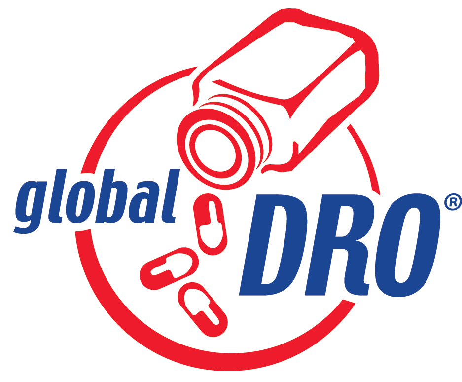global dro logo
