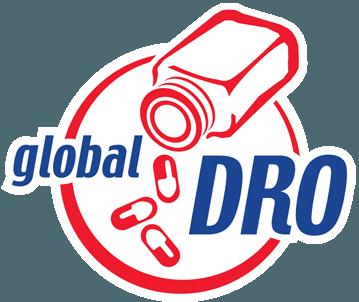 GlobalDRO logo