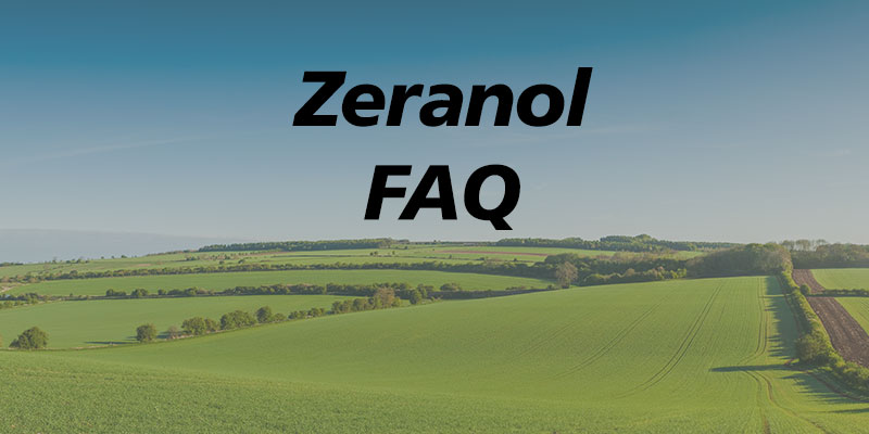 Zeranol FAQ