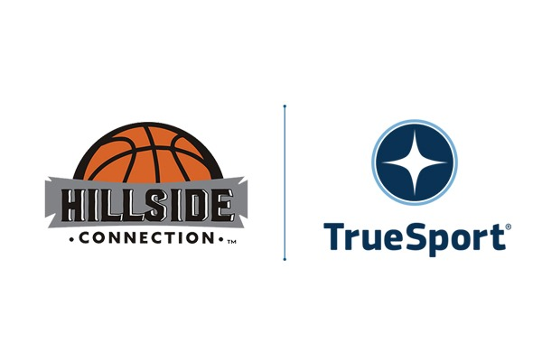 Hillside Connection logo next to TrueSport logo.