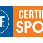 NSF Certified for Sport Logo