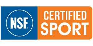 NSF Certified for Sport Logo
