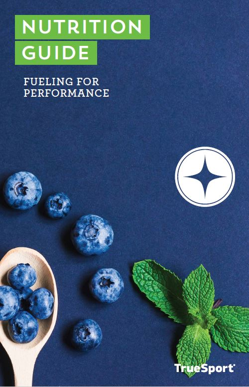 nutrition guide cover image