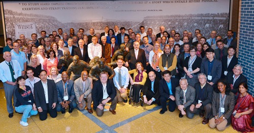 2013 Science Symposium Attendees photo