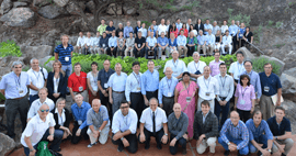 2014 science symposium group shot