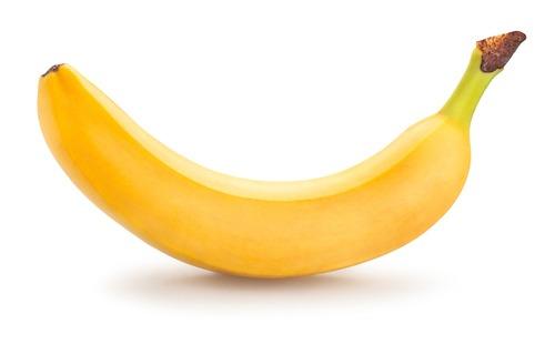 A single banana.