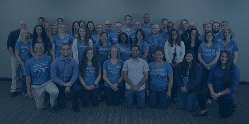 the staff of USADA with a blue overlay