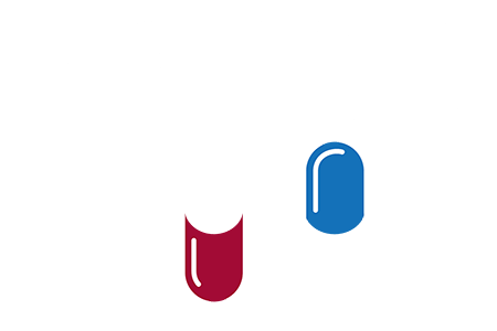 white supplement 411 logo