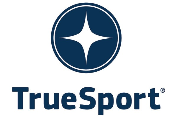 TrueSport stacked logo