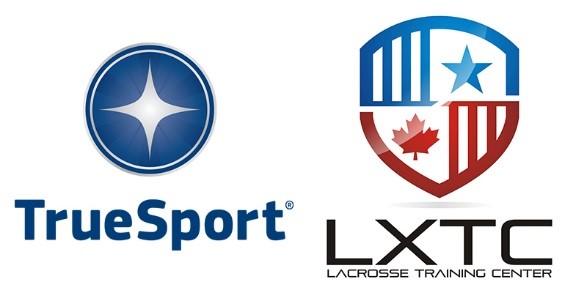 true sport lacrosse training center logos