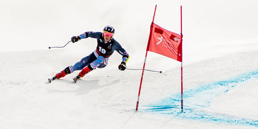 tyler carter alpine skiing
