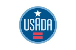 USADA emblem logo.